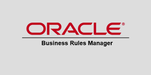 Oracle Business Rules