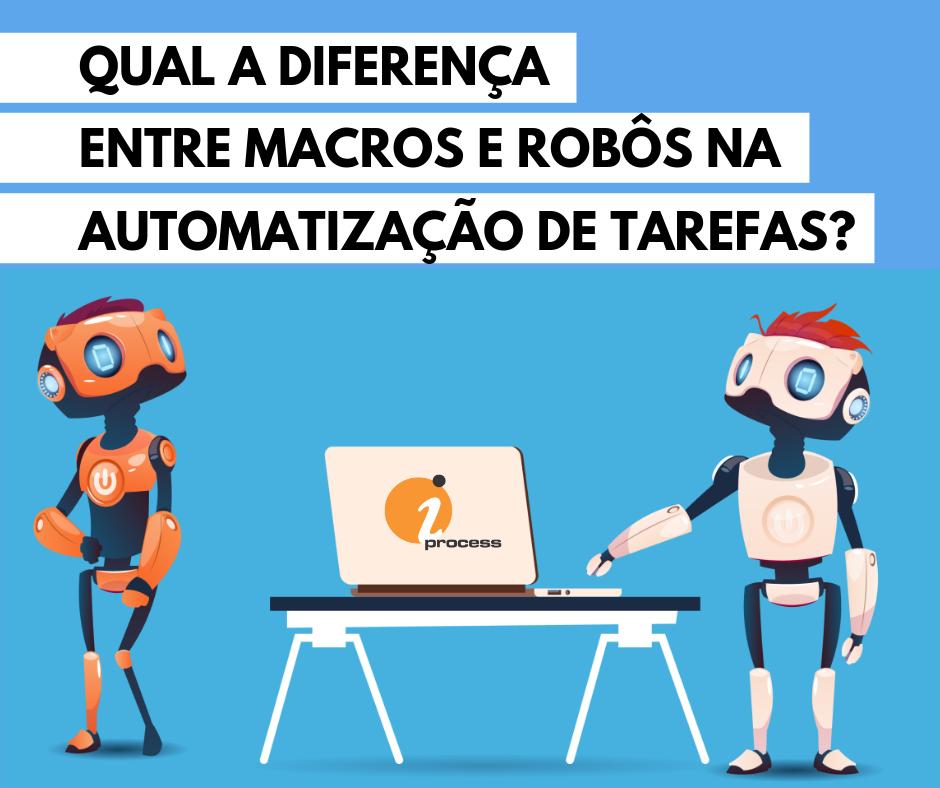 Macro x Robôs - Blog iProcess